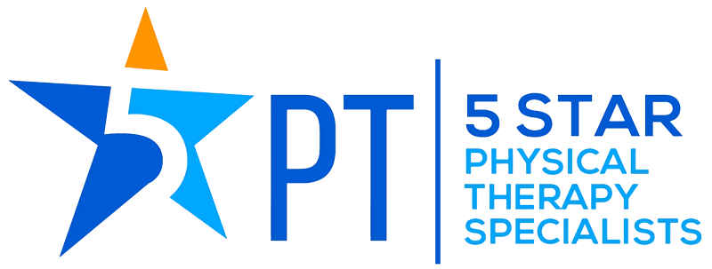 5 Star Physical Therapy Specialists Logo